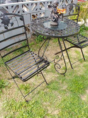 3 piece patio set for Sale in Phoenix, AZ