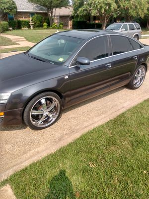 Audi a6 for Sale in Plano, TX