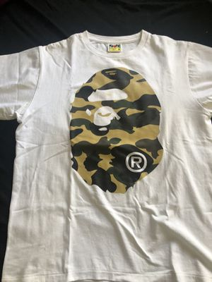 Bape camo T-shirt for Sale in Stockton, CA