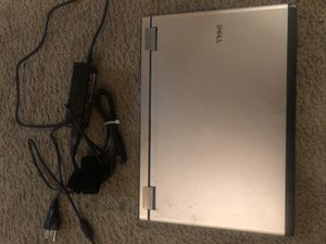 Dell latitude 13 laptop works fine for Sale in Lancaster, TX