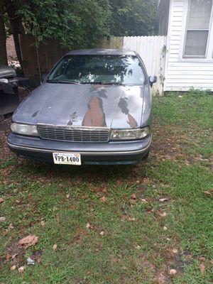 Chevy Caprice 91 for Sale in Norfolk, VA