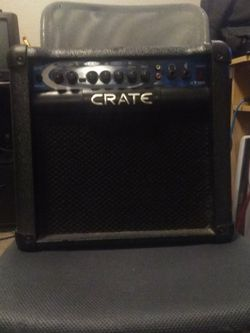 Crate Practice Amp for Sale in Edgewood,  FL