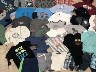 12 Month Baby Boy Clothes for Sale in Cypress,  CA