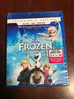 Disney Frozen blu-ray dvd movie for Sale in Los Angeles,  CA
