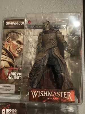 Wishmaster mcfarlane Toys for Sale in Webster, TX