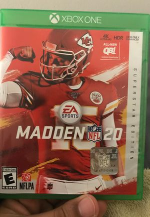 Madden 20 for Sale in Columbus, OH