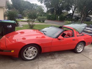 Private sale 1993 Chevy corvette C4 LT1 5.7 40th anniversary one owner for Sale in Orlando, FL