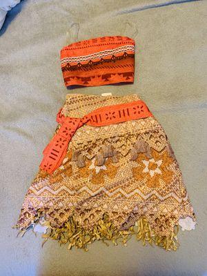 Moana costume for Sale in Buckeye, AZ