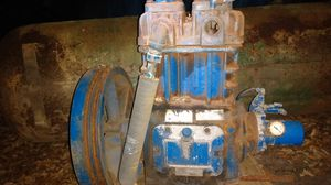 Air compressor and 3 phase 15 HP electric motor for Sale in Dade City, FL
