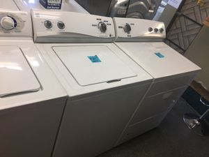 Kenmore washer and gas dryer set for Sale in Fontana, CA