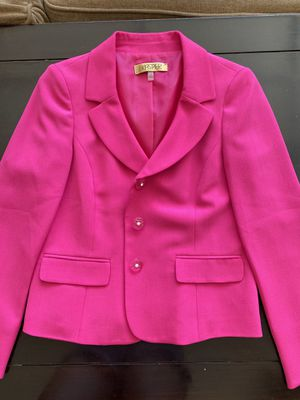 Pink blazer jacket for Sale in Yorba Linda, CA
