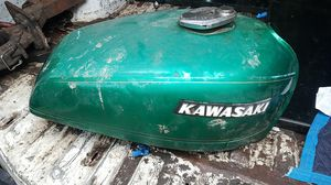 Kawasaki motorcycle gas tank for Sale in Chicago, IL