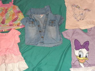 3 Month Girl Shirts,onsies,jumpsuits for Sale in Orlando,  FL
