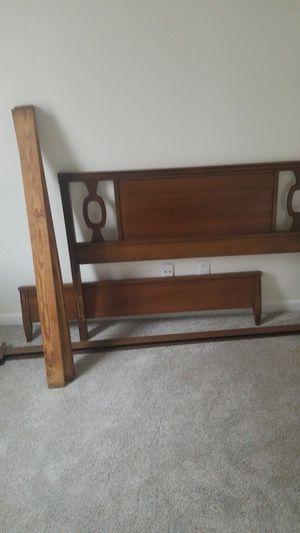 Full size bed frame for Sale in Winston-Salem, NC