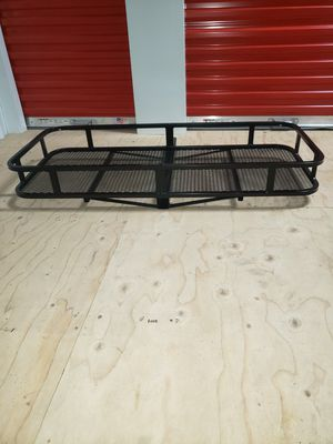 Surco hauler 2in reciever hitch basket for Sale in Forest Grove, OR