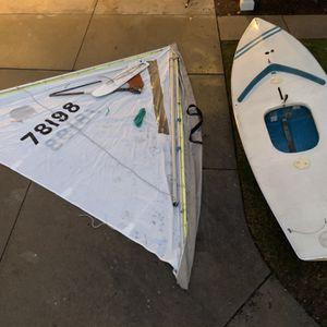 Alcort Sunfish Sailboat for Sale in Rochester Hills, MI