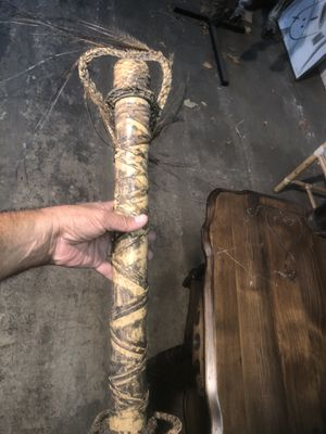 Vintage Tribal Staff for Sale in Whittier, CA