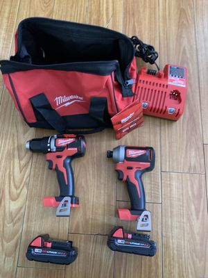 Milwaukee brushless drills for Sale in Paramount, CA