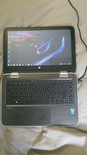 Hewlett Packard Pavilion 13 X 360 2 in 1 notebook for Sale in Delray Beach, FL