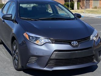 2016 Toyota Corolla for Sale in Las Vegas,  NV