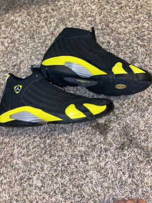 Jordan retro 14 Thunder Sz 13 for Sale in Miramar, FL