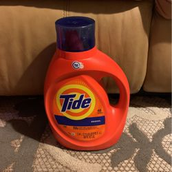 Tide (4) 48 Loads 69 fl oz for Sale in Baytown,  TX