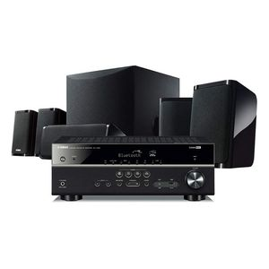 Yamaha YHT-4950U 4K Ultra HD 5.1-Channel Home Theater System with Bluetooth for Sale in Sloan, NV