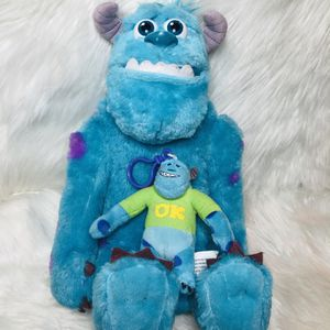 Disney Pixar Monsters U Sully Plush Toy for Sale in Largo, FL