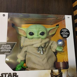 Baby Yoda the child Doll for Sale in Linthicum Heights, MD