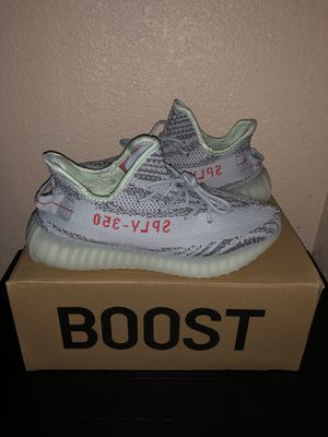 NEW ADIDAS YEEZY BOOST 350 V2 BLUE TINT SIZE 10 MEN for Sale in Dallas, TX