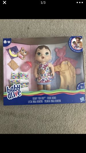 Baby Alive Doll for Sale in Everett, WA