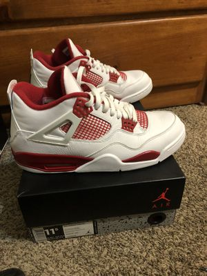 Air Jordan Retro 4 for Sale in Bakersfield, CA