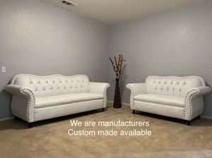 $650 brand new sofa and loveseat for Sale in Los Angeles, CA