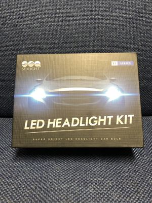 LED headlight kit for Sale in Middlebury, CT