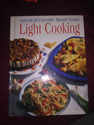 Light Cooking Book for Sale in New Bedford, MA