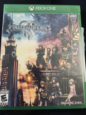 Kingdom hearts 3 for Xbox one for Sale in Brook Park, OH