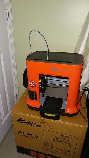 Da Vinci 3d printer for Sale for sale  Queens, NY