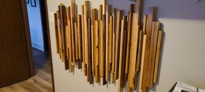Sound diffuser/ wood wall art for Sale in Arvada, CO