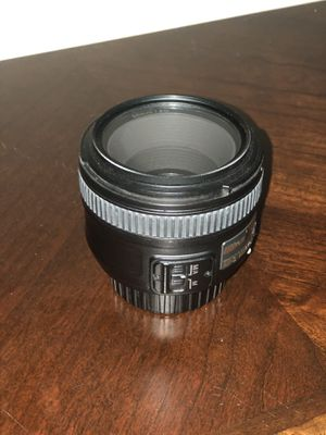 NIKON 50mm 1.8 G UV/ND/HOOD for Sale in Vista, CA