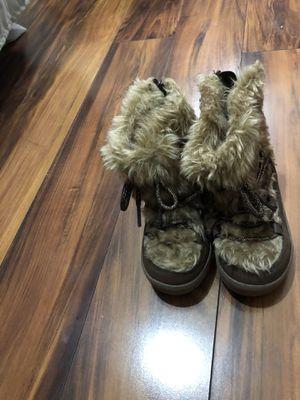 Fur boots for Sale in Fairburn, GA