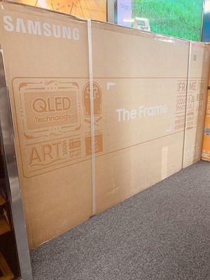 "Samsung 65"" The Frame Smart 4K UHD HDR QLED TV for Sale in Upland, CA"