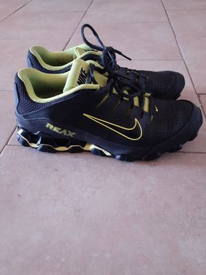 Nike reax tennis shoes for Sale in Wichita, KS