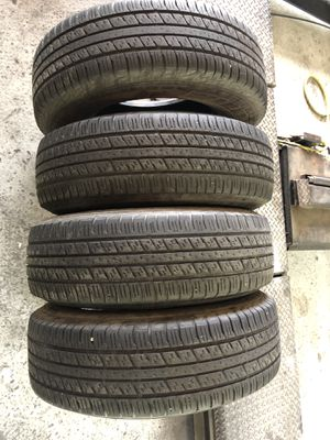2357515 Falken Wildpeak HT tire's for sale for Sale in South Houston, TX