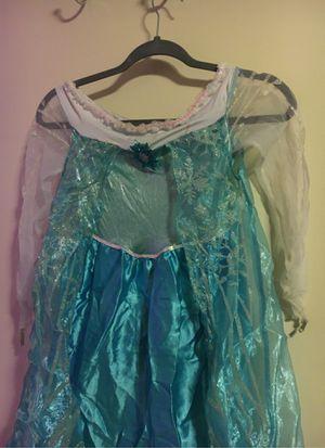 Children's Frozen Elsa Dress Halloween Costume for Sale in National City, CA
