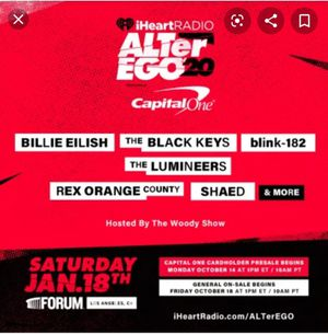 ALTer Ego Sold Out at the Forum on 1/18/20 for Sale in Los Angeles, CA