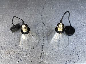 New Adjustable Hanging Lamps / Light Fixtures for Sale in Oakland, CA