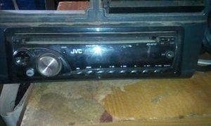 JVC audio car deck for Sale in Phoenix, AZ