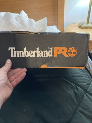 Men's Timberland Pro Barstow size 8 for Sale in Tacoma, WA