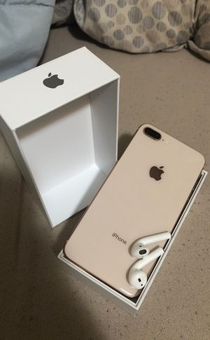 iPhone 8 Plus unlocked for Sale in Washington, DC