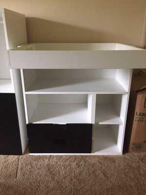 STUVA- Changing table/desk (white) IKEA for Sale in Riverview, FL